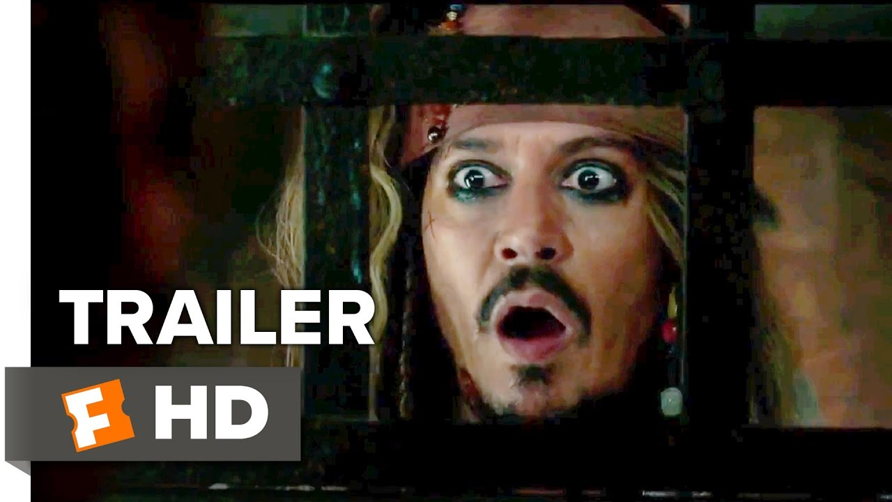 Download Pirates of the Caribbean: Dead Men Tell No Tales Trailer #1 (2017) | Movieclips Trailers