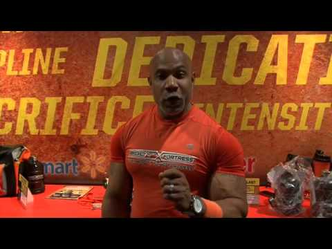 "Body Fortress Truth: Terry Truth - ""Success In & Out of the Gym"""
