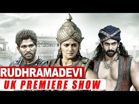 Rudhramadevi Telugu Movie | Premier Show | Public Response | UK | Anushka | Allu Arjun