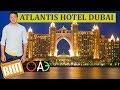 Самый крутой отель находится в Дубае! Atlantis hotel Dubai