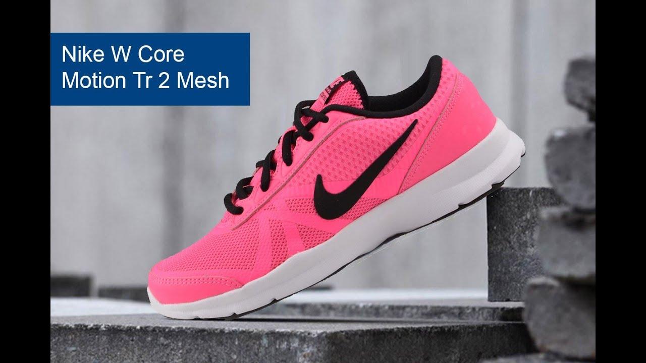 d672307d31e3e Nike W Core Motion Tr 2 Mesh - YouTube