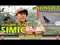 Gilaa Konin Konslet Kolibri Simic Juara  Di Bnr Award   Mp3 - Mp4 Download