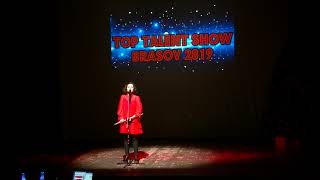 TOP TALENT SHOW DEC. 2019-  SOLOMIE ANASTASIA MARIA  COLIND