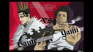 Yami vs Dante (FULL FIGHT)