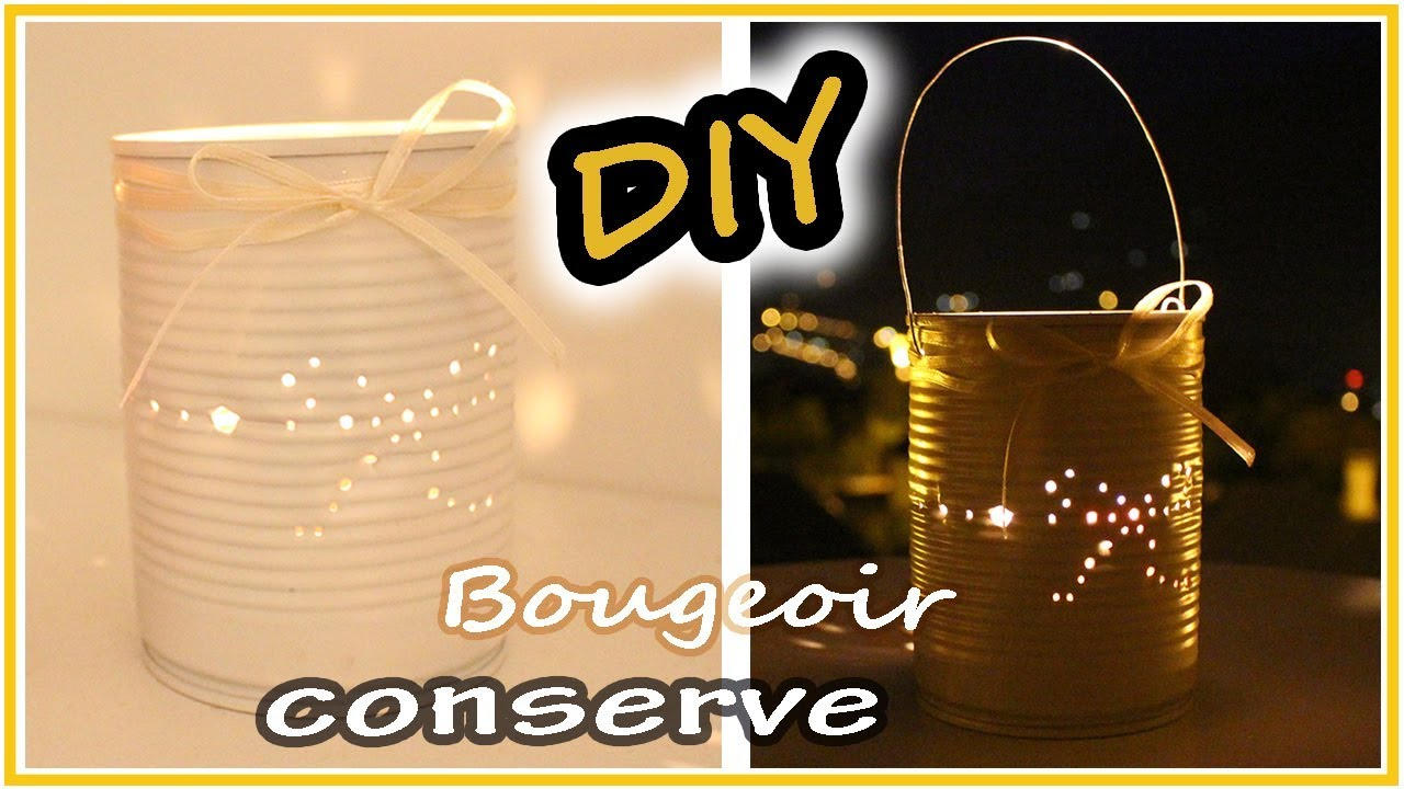 d co chambre diy bougeoir tr s original ambiance cocooning assur e youtube. Black Bedroom Furniture Sets. Home Design Ideas
