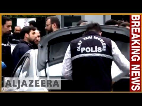 🇹🇷Khashoggi disappearance: Crime scene investigators leave Saudi consul\'s home |Al Jazeera English