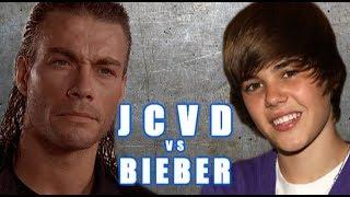 Van Damme Vs Justin Bieber