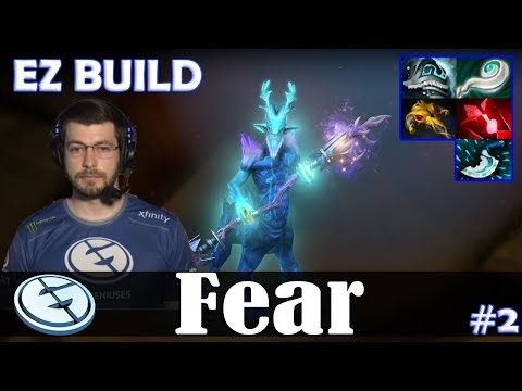 Fear - Leshrac MID | EZ BUILD 7.14 Update Patch | Dota 2 Pro MMR Gameplay #2