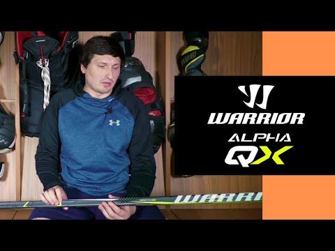 Клюшка Warrior Alpha QX: выводы после теста