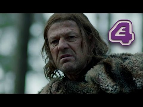 Morpheus Meets His Spirit Guide, Sean Bean | Wasted