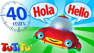 Aprendizaje TuTiTu | Inglés para bebés y niños | español...