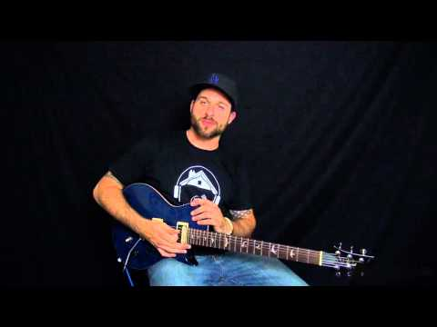 Gone Away - Electric Guitar Lesson Preview