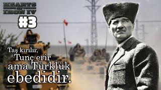 EY ESED SEN KİMSİN YA! | Hearts of Iron IV - Millenium Dawn #3