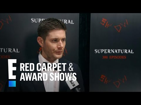 "Jared Padalecki & Jensen Ackles' Wives Talk ""Supernatural"" Bond | E! Red Carpet & Award Shows"