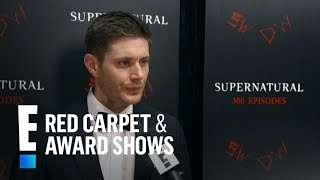 "Baixar Jared Padalecki & Jensen Ackles' Wives Talk ""Supernatural"" Bond 
