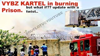 VYBZ KARTEL INSIDE BURNING PRISON Update With A Twist JimBrown