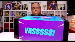 XBOX sent me this.....FORTNITE Mystery Box.