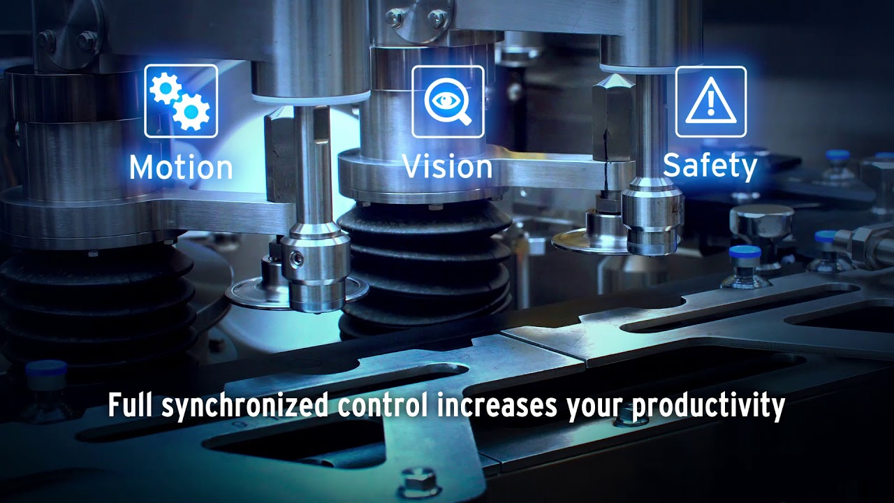 NX1 Modular Automation Controller: easy access to production line data