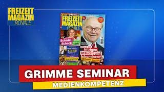 Grimme-Seminar: Wie schamlos arbeiten deutsche Boulevardmedien?