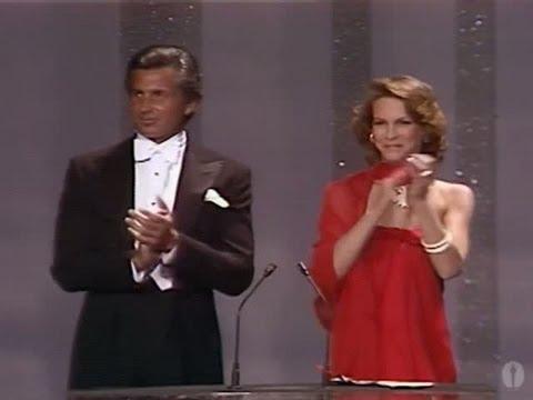 "Vittorio Storaro winning the Oscar® for Cinematography for ""Apocalypse Now"""