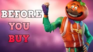Tomatohead | Axeroni - Before You Buy - Fortnite Skins