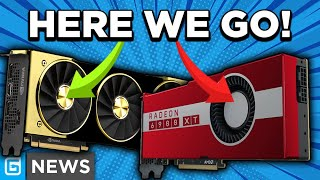 Nvidia's RTX 3000 & Big Navi RELEASE DATE, Intel's 10900K Gets 7.7GHz!