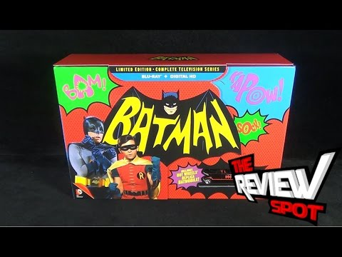 Blu-Ray Spot - Batman The Complete Television Series on Blu Ray