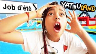 Le PIRE job d'été 2020 !! Verity est VIRÉE du parc aquatique YATOULAND
