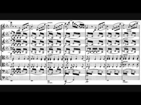 Felix Mendelssohn - String Octet in E flat major, Op. 20