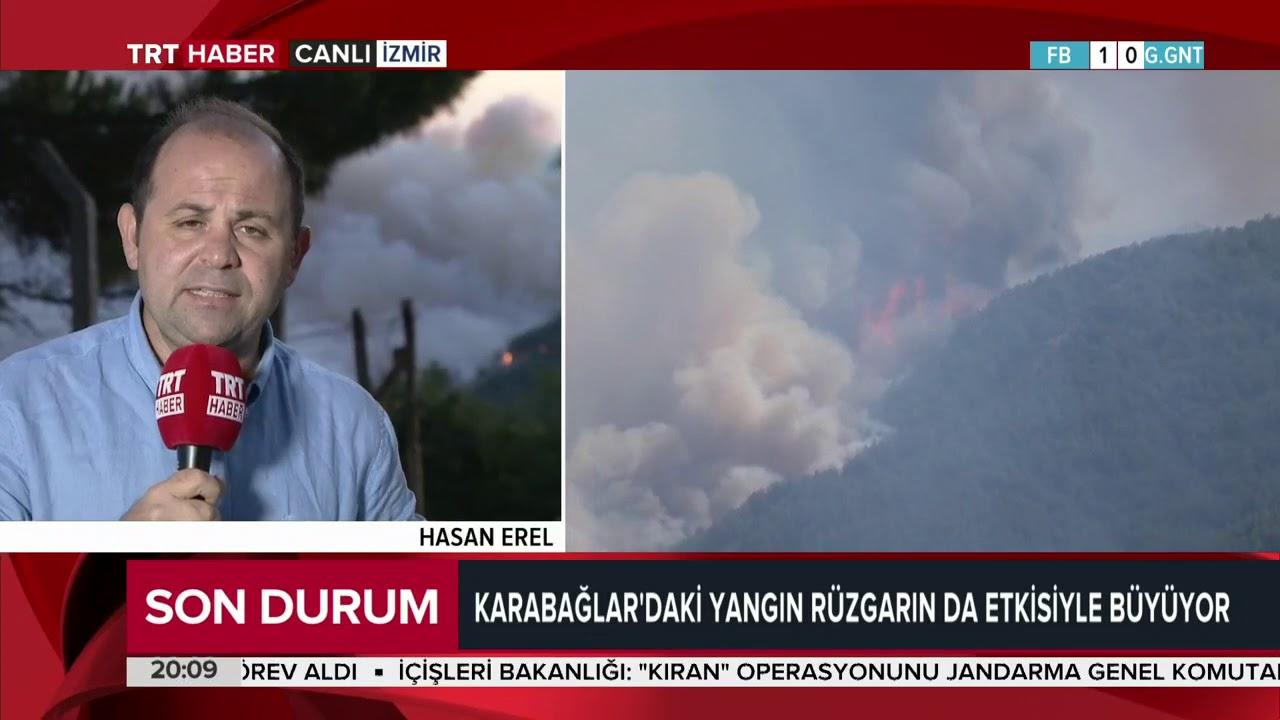 TRT Haber Ana Haber Bülteni 19.08.2019