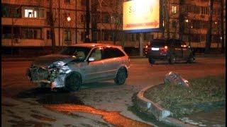 Невнимательность одного из водителей стала причиной ДТП.MestoproTV
