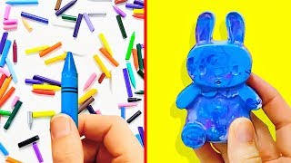 THE 99 COOLEST LIFE HACKS AND CRAFTS FOR PRESCHOOLERS