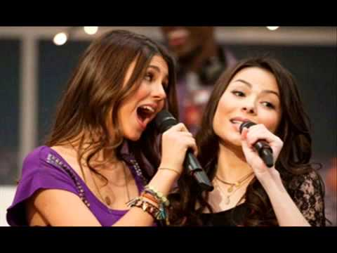 Leave It All To Shine [FULL SONG] from Victorious-iCarly Crossover episode, iParty with Victorious