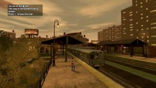 gta iv lta subway b c algonquin inner bohan line north park to frankfort low