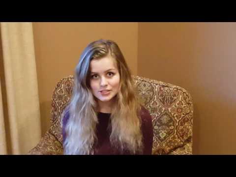 Katie Erickson - XFCU Scholarship Video