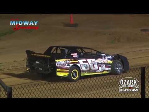 LEBANON MIDWAY SPEEDWAY - STREET STOCK FEATURE  7-3-18
