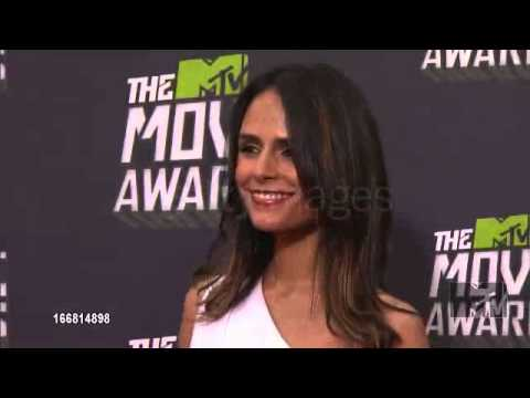 Jordana Brewster 2013 MTV Movie Awards Red Carpet