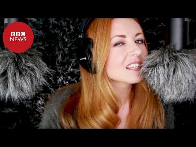 ASMR: O que explica o sucesso de vídeos com sons inusitados e sussuros