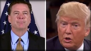 WHAT JAMES COMEY REALLY THOUGHT ABOUT TRUMP JUST REVEALED, IT'S NOT WHAT SOME WERE EXPECTING