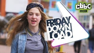 CBBC: Friday Download - Style Download - How to rock a head scarf