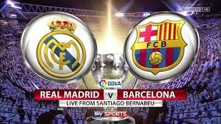 Fc barcelona vs real madrid ...
