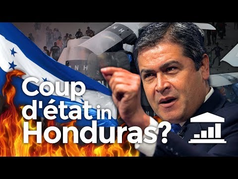 Coup d'état in Honduras? - VisualPolitik EN