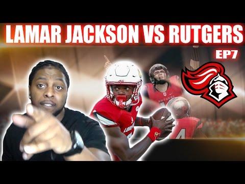 Can Rutgers Defense Keep Lamar Jackson in Check?