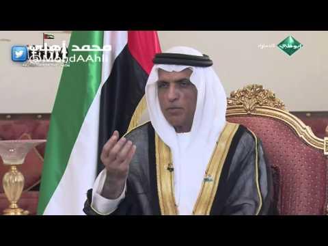لقاء خاص مع صاحب السمو الشيخ سعود بن صقر القاسمي حاكم رأس الخيمة