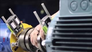 Ремонт электродвигателей, насосов, вентиляторов, компрессоров  Центровка валов(, 2014-07-23T10:36:23.000Z)