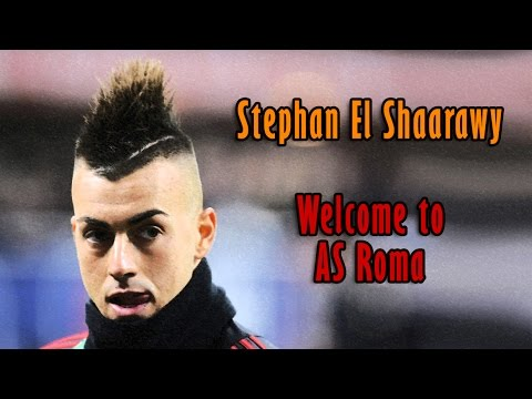Stephan El Shaarawy - Welcome to AS Roma - Goals and Skills