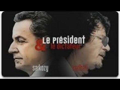 Le président et le dictateur - Sarkozy & Kadhafi - Documentaire
