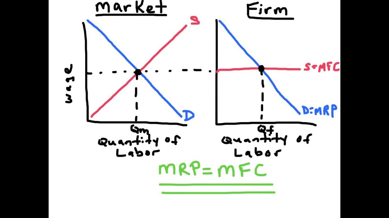 hight resolution of perfectly competitive labor markets ap microeconomics