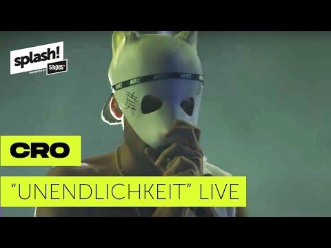 Cro - Unendlichkeit | live @ splash! 21