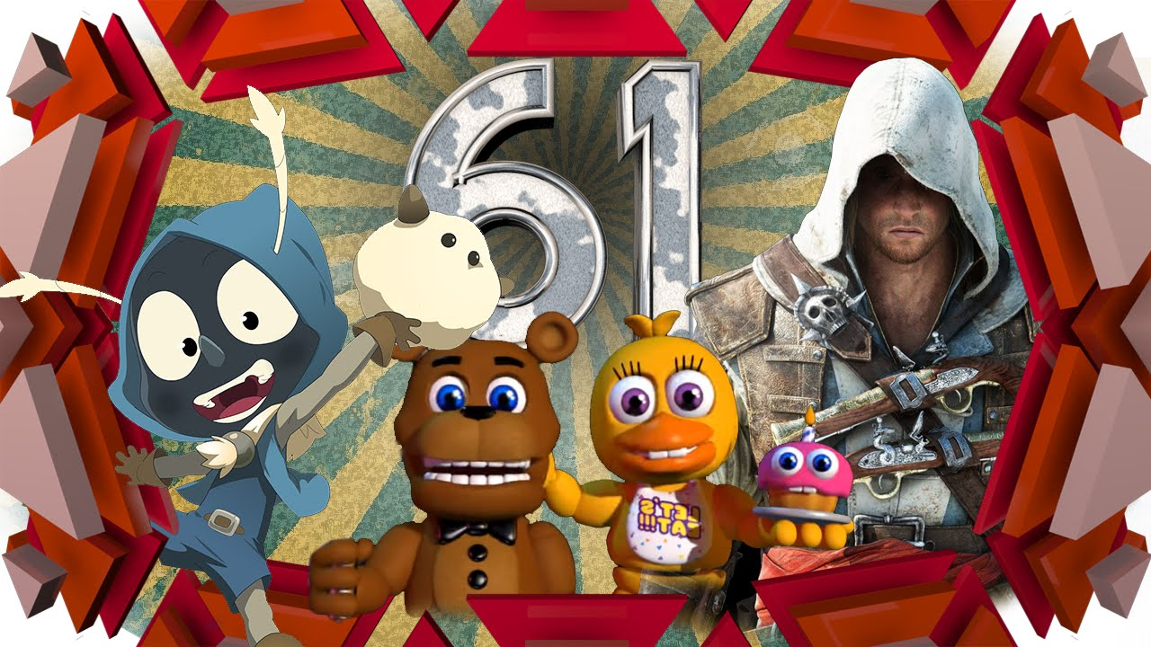 10 Infos du Gamer : Five Nights at Freddy's supprimé de steam ?! #61
